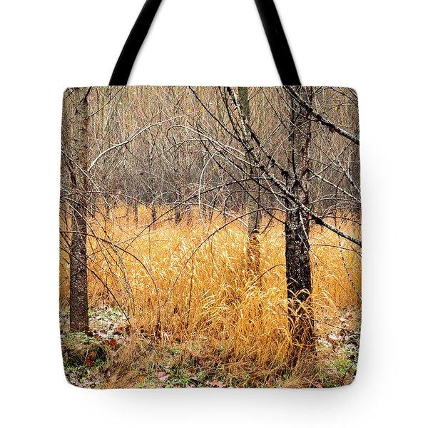 Alder Grove Tote Bag