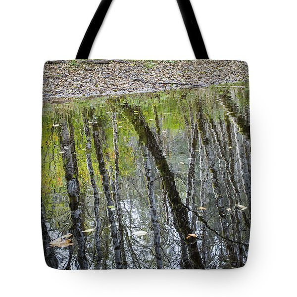 Alder Reflection Tote Bag