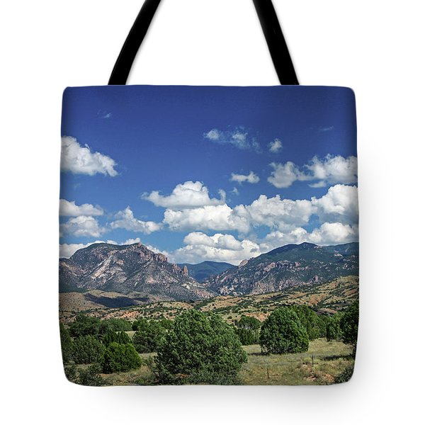 Aldo Leopold Wilderness, New Mexico Tote Bag