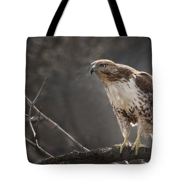 Alert And Ready Tote Bag