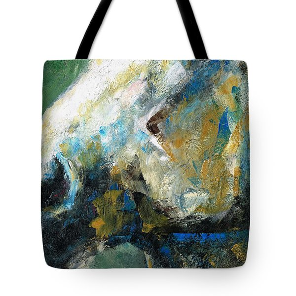 Alerted Tote Bag by Frances Marino