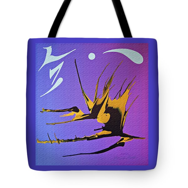 Alethia Tote Bag by Robert G Kernodle