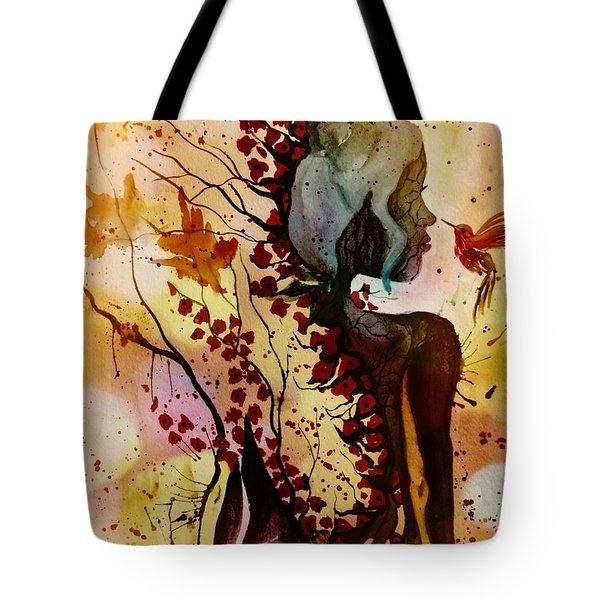 Alex In Wonderland Tote Bag