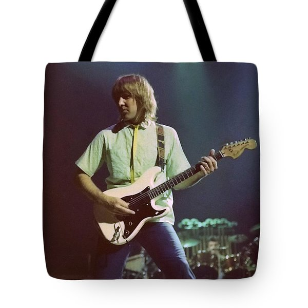 Alex Lifeson 2 Tote Bag