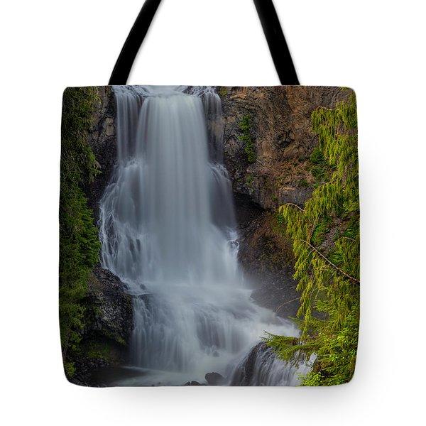 Alexander Falls Tote Bag