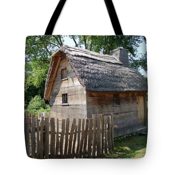 Alexander Knight House Tote Bag