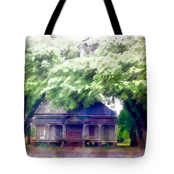 Alexandria House Tote Bag