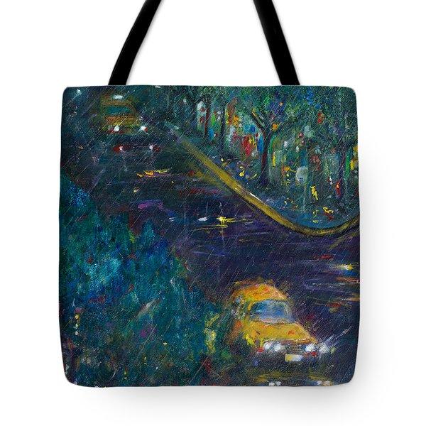 Alexandria Tote Bag