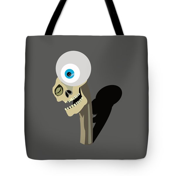 Alfred Kubin Tote Bag by Michael Jordan