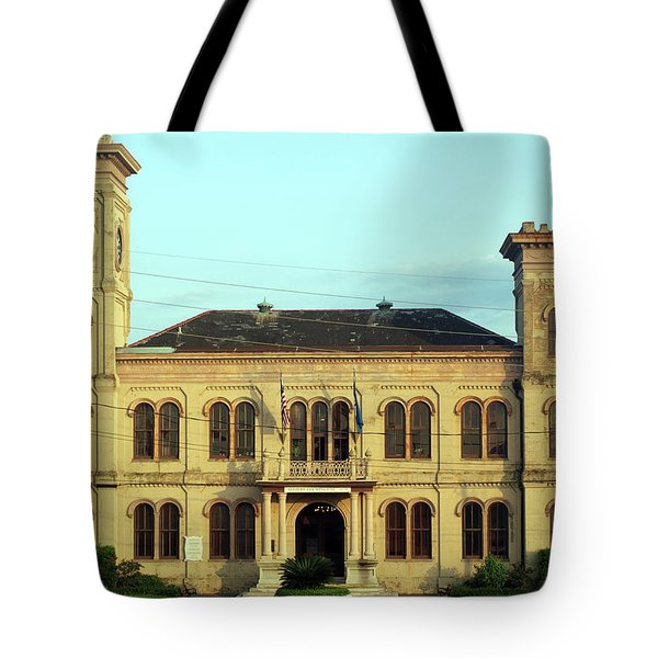 Algiers Courthouse Tote Bag