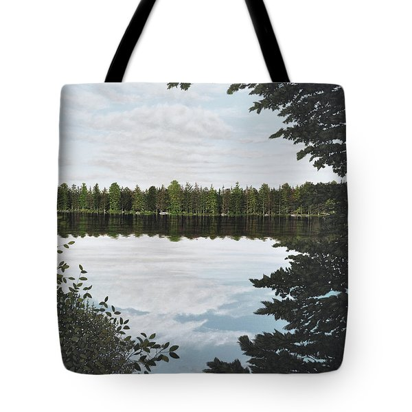 Algonquin Park Tote Bag