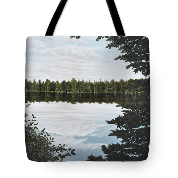 Algonquin Park Tote Bag by Kenneth M  Kirsch