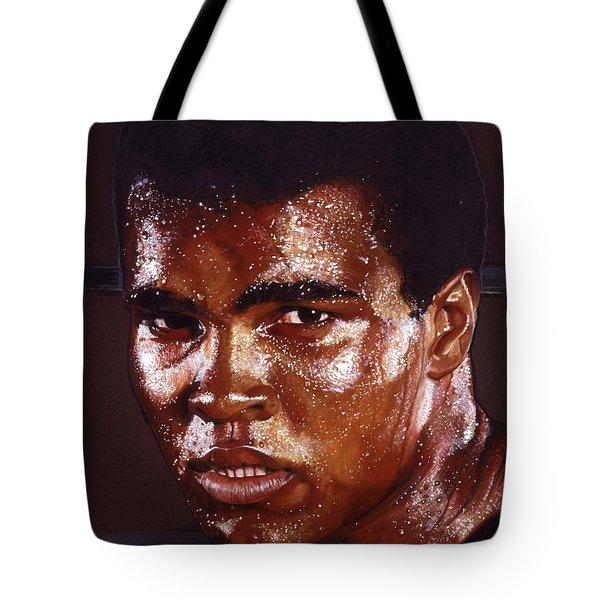 Ali Tote Bag by Timothy Scoggins