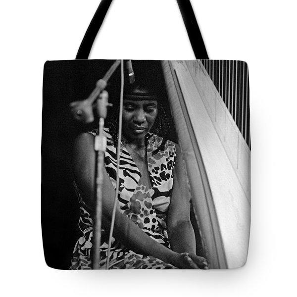 Alice Coltrane Tote Bag