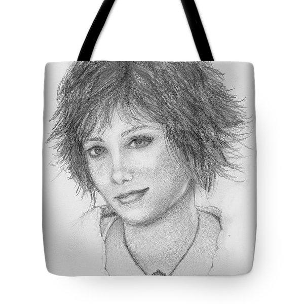 Alice Cullen Tote Bag