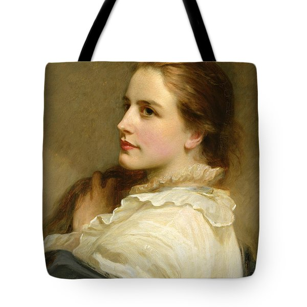 Alice Tote Bag by Henry Tanworth Wells