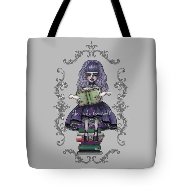 Alice In Another World 2 Tote Bag