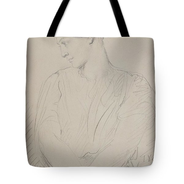Alice Ozy Tote Bag by Theodore Chasseriau