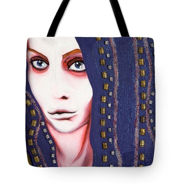 Alice Tote Bag by Sheridan Furrer