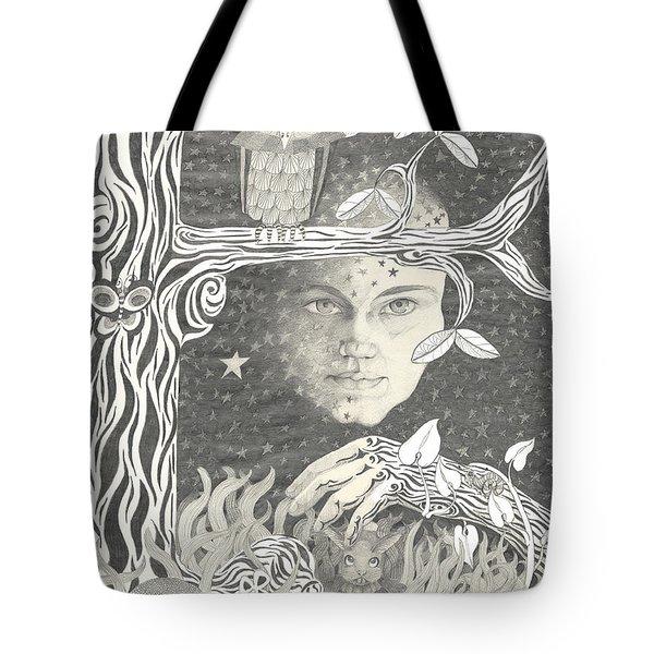 Alice Syndrome Tote Bag