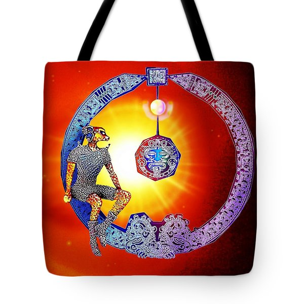 Alien  Dream Tote Bag