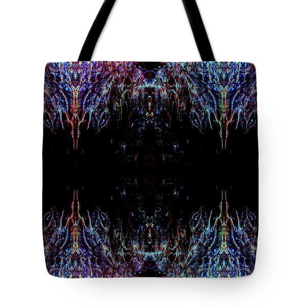Alien Tote Bag by Samantha Thome