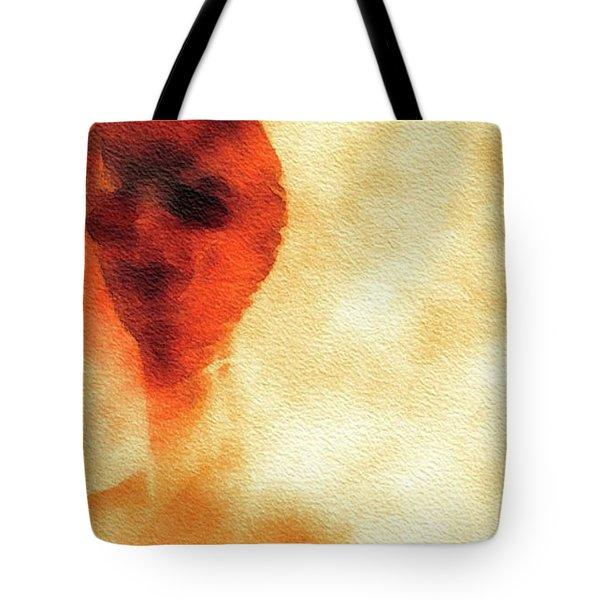 Alien Vision Tote Bag