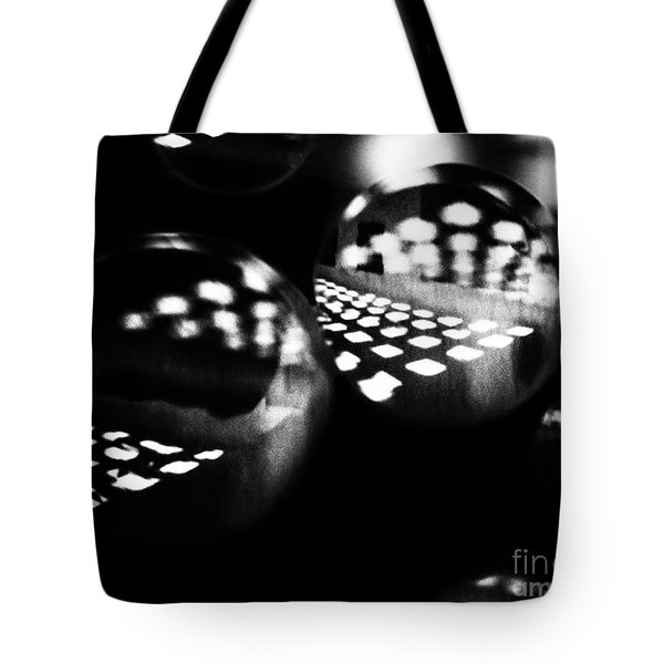Aliens In The Lobby Tote Bag
