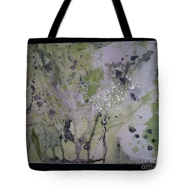 Aliens, Wild Horses, Sharks And Skeletons  Tote Bag by Talisa Hartley