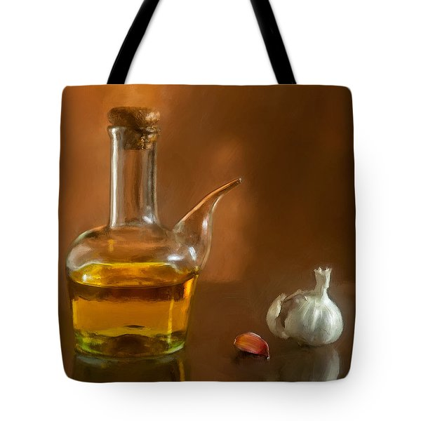 Alioli Tote Bag by Juan Carlos Ferro Duque