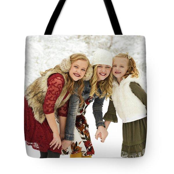 Alison's Family Tote Bag