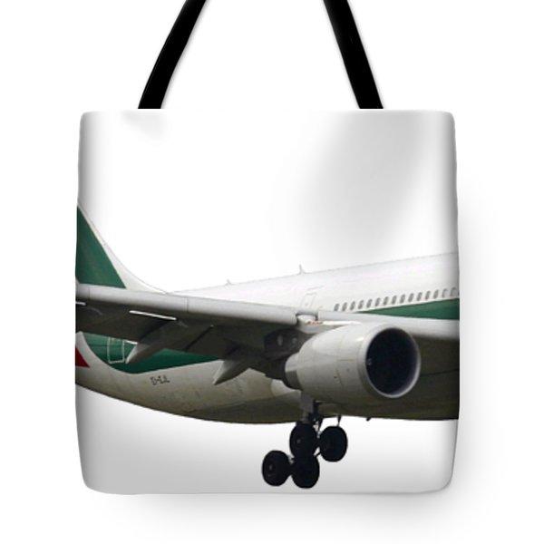 Alitalia, Airbus A330-202. Tote Bag