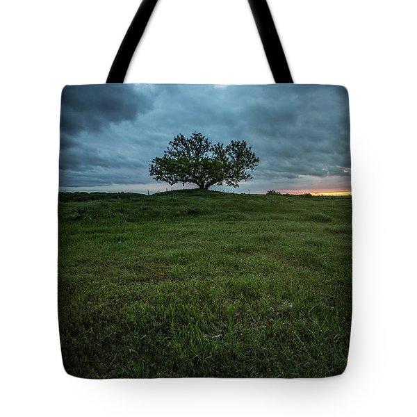 Alive Tote Bag by Aaron J Groen