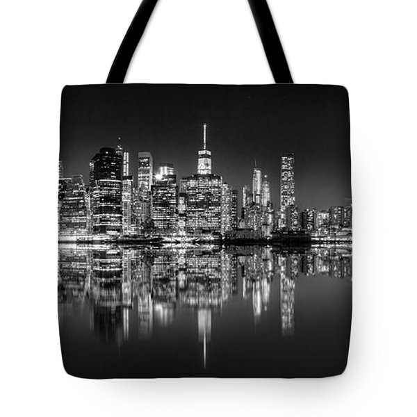 Tote Bag featuring the photograph Alive At Night by Az Jackson