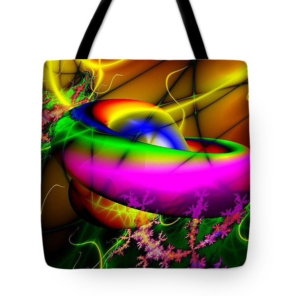 Alive Tote Bag
