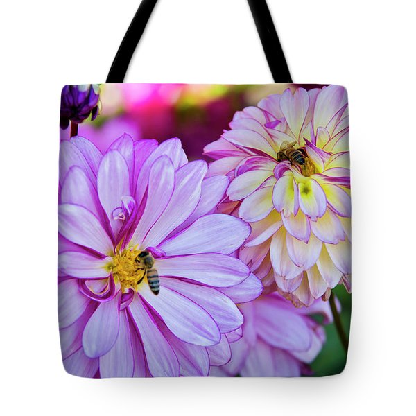 All A Buzz Tote Bag