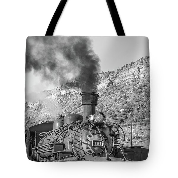 Tote Bag featuring the photograph All Aboard by Colleen Coccia