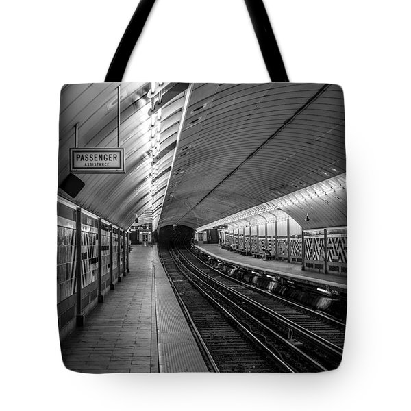 Tote Bag featuring the photograph All Aboard by Jason Moynihan