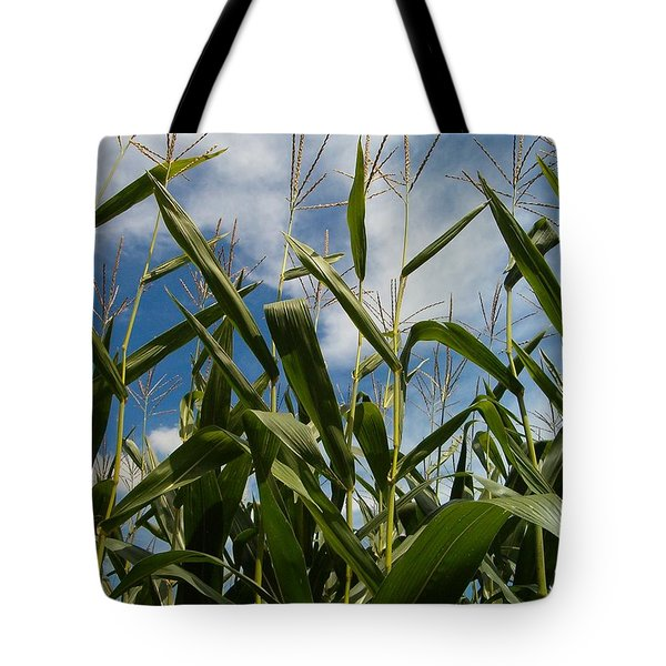 All About Corn Tote Bag
