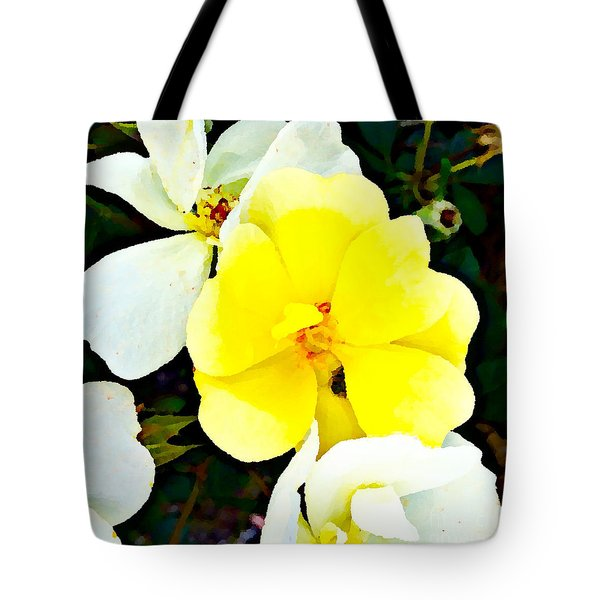 Tote Bag featuring the photograph All About Me by Gayle Price Thomas