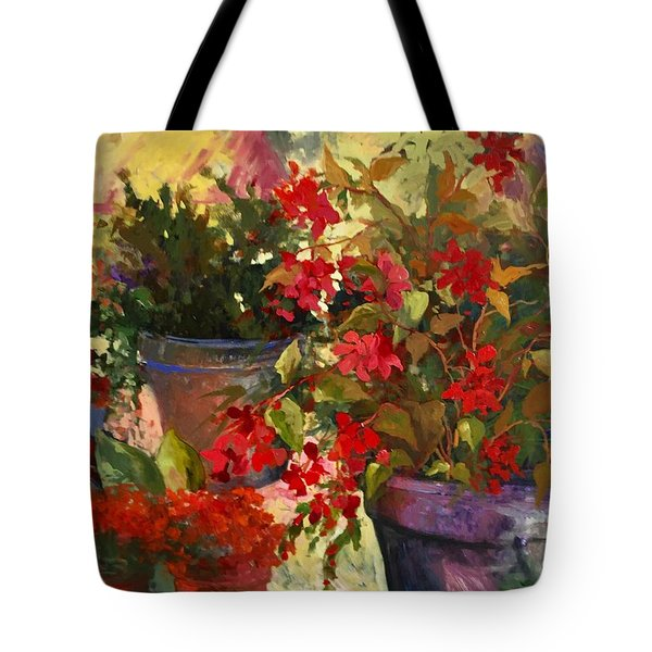 All About Red Tote Bag