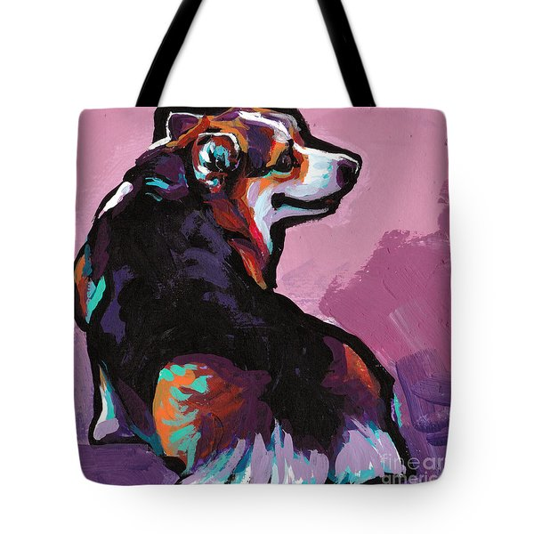 All About The Butt Tote Bag