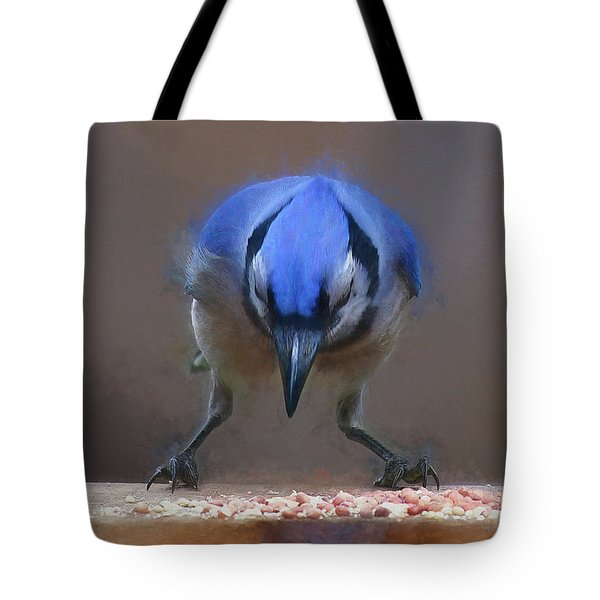 All About The Claws Tote Bag