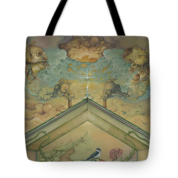 All Adrift Tote Bag