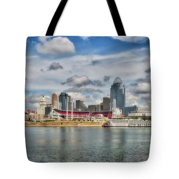 All American City 2 Tote Bag