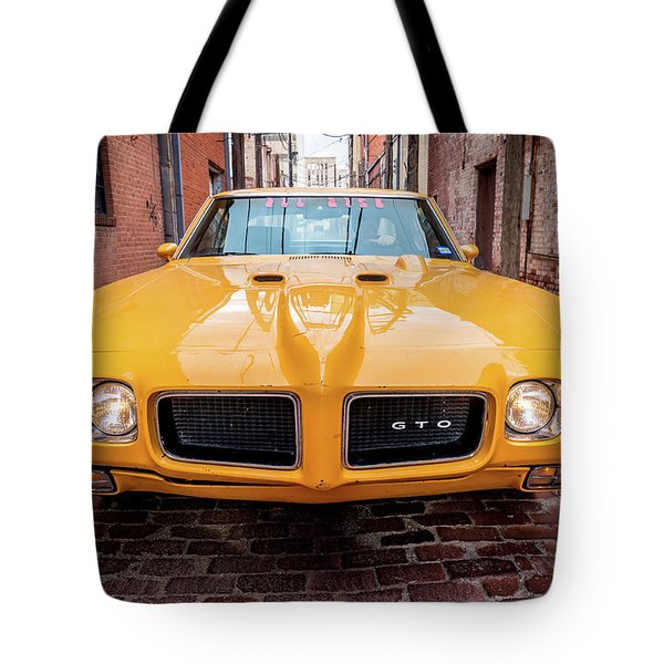All American Muscle Tote Bag