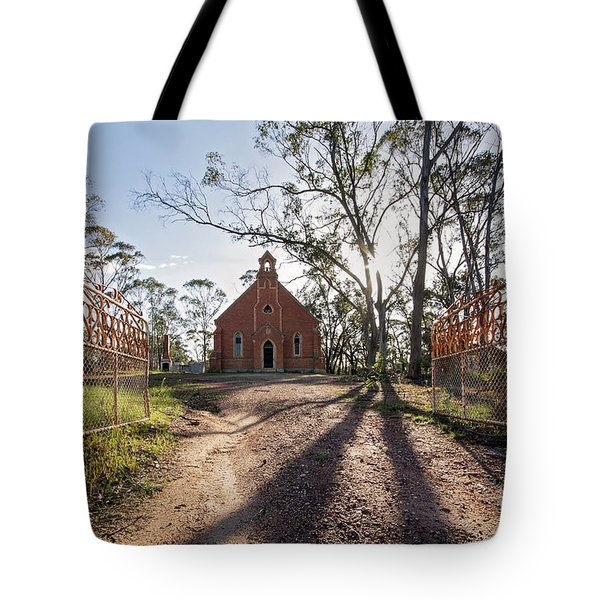 Tote Bag featuring the photograph All Are Welcome by Linda Lees