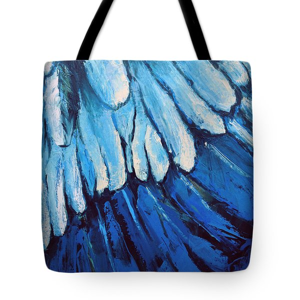 All Around Us Tote Bag by Nathan Rhoads