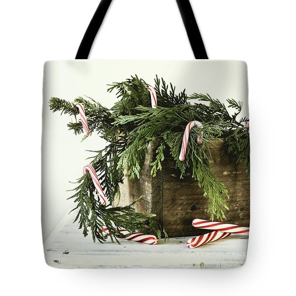 Tote Bag featuring the photograph All Dressed Up by Kim Hojnacki