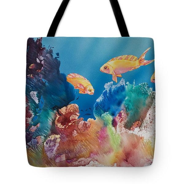 All Dressed Up Tote Bag by Tanya L Haynes - Printscapes